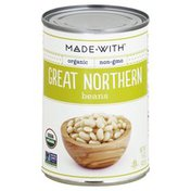 Made With. Great Northern Beans