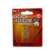 Homeline 9v Alkaline Batteries