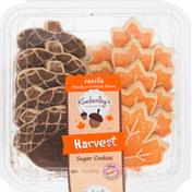Lofthouse Sugar Cookies, Vanilla, Harvest