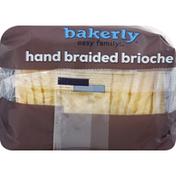 Bakerly Brioche, Hand Braided
