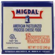 Migdal Cheese Food, American