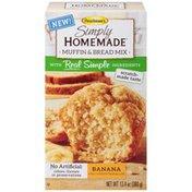 Fleischmann's Simply Homemade Muffin & Bread Banana Baking Mix