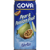 Goya Pear & Passion Fruit Nectar