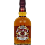 Chivas Regal Scotch Whisky, Blended