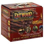 Fatwood Firestarter, 100% All Natural