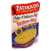 Zatarain's Yellow Rice, Ready-to-Serve!