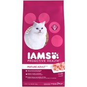IAMS Mature Adult with Chicken Cat Food