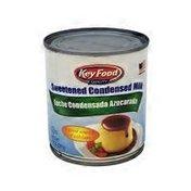 Key Food Sweetened Condensed Milk