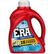Era HEC with Oxi Booster Liquid Laundry Detergent 39 loads 75 ounces  Laundry