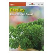 Burpee Seeds, Parsley, Extra Curled Dwarf
