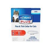 Adams Plus Flea & Tick Collar for Cats
