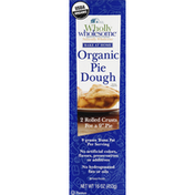 Wholly Wholesome Pie Dough, Organic