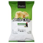 Essential Everyday Kettle Chips, Wasabi Soy
