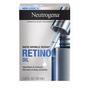 Neutrogena® Rapid Wrinkle Repair Retinol Oil