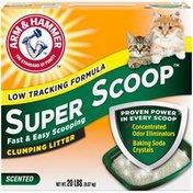 Arm & Hammer Super Scoop Clumping Litter Fresh Scent,