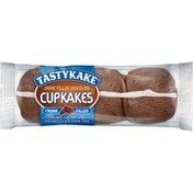 Tastykake Creme Filled Chocolate Cupkakes