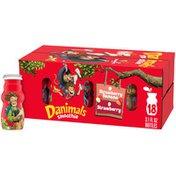 Danimals Smoothie Strawberry Explosion & Swingin Strawberry Banana