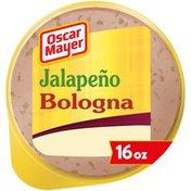 Oscar Mayer Jalapeno Bologna Sliced Lunch Meat