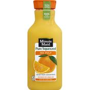 Minute Maid 100% Juice, Orange, No Pulp