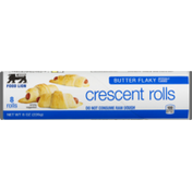 Food Lion Crescent Rolls, Butter Flaky, Can