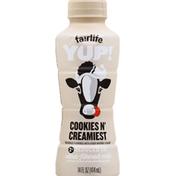 fairlife Milk, Ultra-Filtered, Reduced Fat, 2% Milkfat , Cookies N' Creamiest