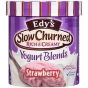 Edy's Fat Free Vanilla Yogurt Blends