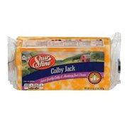 Shurefine Sf Colby Jack Chunk Cheese