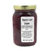 Sigona's Strawberry Jam