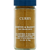 Morton & Bassett Spices Curry