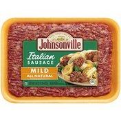 Johnsonville Sausage Mild Italian Ground Sausage