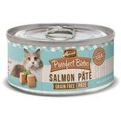 Merrick Mc Purrfect Bistro Grain Free Salmon Pate Canned Cat Food Case