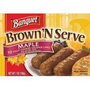 Banquet Maple Links