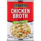 Best Choice Chicken Broth, Fat Free