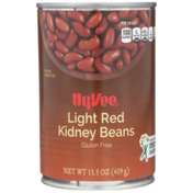 Hy-Vee Light Red Kidney Beans