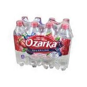 Ozarka Triple Berry, Sparkling