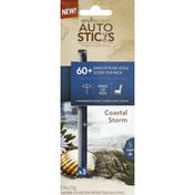Auto Sticks Fragranced Sticks, Coastal Storm