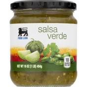 Food Lion Salsa Verde