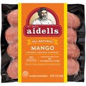 Aidells Sausage, Smoked Chicken, Mango