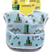 bumkins Super Bib, Super Mario Bros 3, 2 Pack