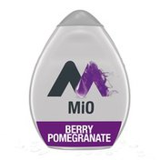 MiO Berry Pomegranate Naturally Flavored Liquid Water Enhancer