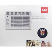RCA Air Conditioner, Mechanical Window, 5000 BTU
