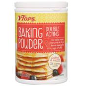 Tops Double Acting Baking Powder