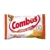 Combos Baked Snacks Cheddar Cheese Pretzel Singles