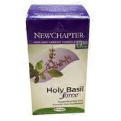 New Chapter Holy Basil Force Dietary Supplement