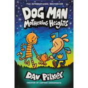 Dave Pilkey Book, Dog Man Mothering Heights