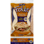 Flatout Foldit Rosemary & Olive Oil Flatbread