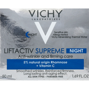 Vichy Anti-Wrinkle and Firming Care, Night
