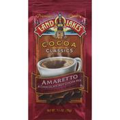 Land O Lakes Hot Cocoa Mix, Amaretto & Chocolate