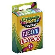 Crayola Crayons, Neon