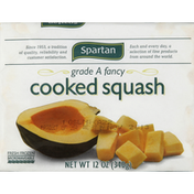 Spartan Squash, Cooked
